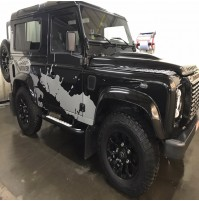DEFENDER 90 2.2L PUMA 2014  14,000KM only. As New