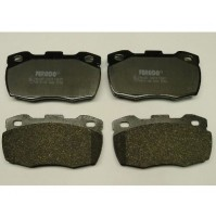 BRAKE PADS FRONT DEF SOLID PIN        SFP000260